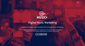 Captura site music plus