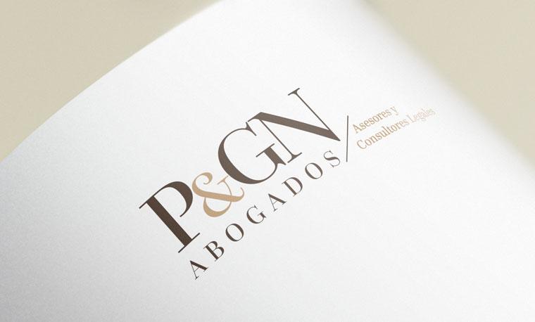 P&GN Abogados logo