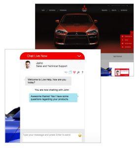 Live Chat para la atención al cliente