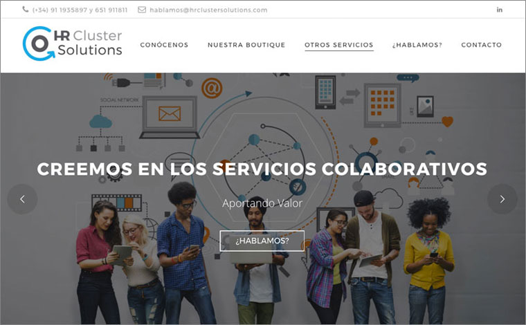 HR Cluster Solutions