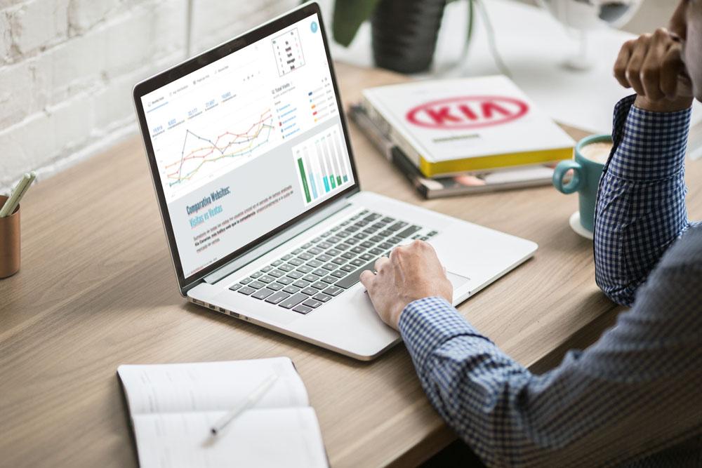 Consultoría Digital para Kia Canarias